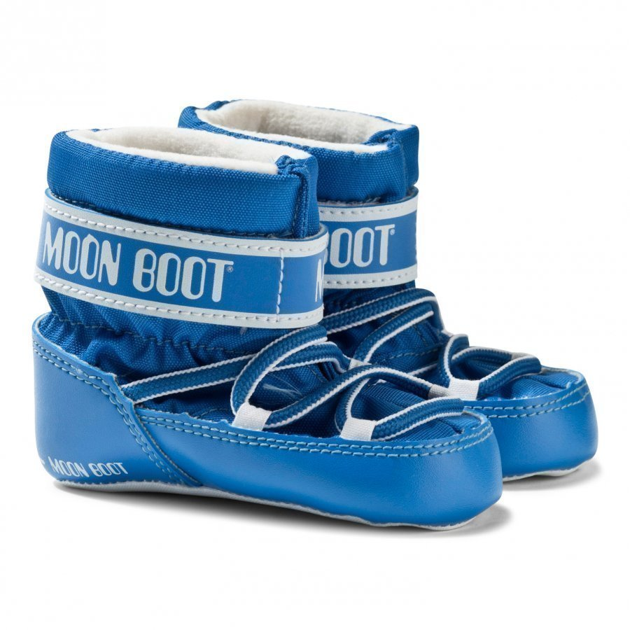 Moon Boot Crib Blue Vauvan Tossut
