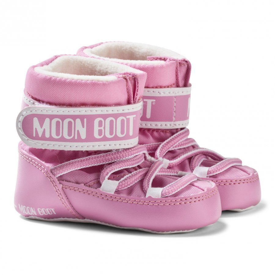 Moon Boot Crib Pink Talvisaappaat