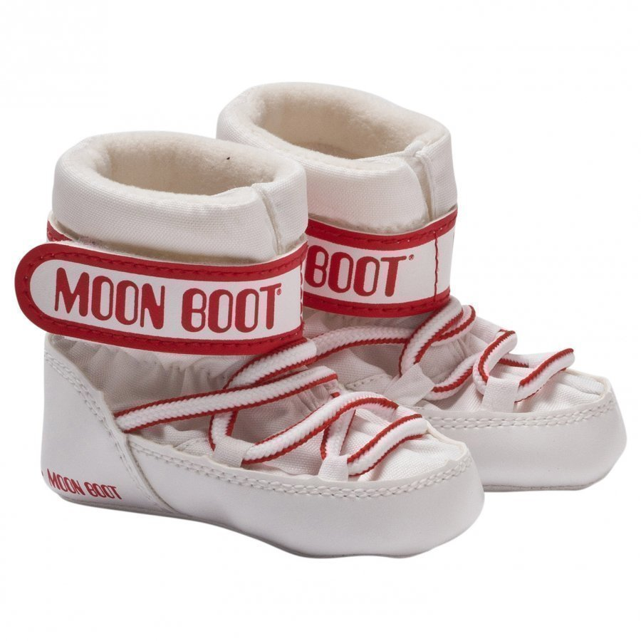 Moon Boot Crib White Vauvan Tossut