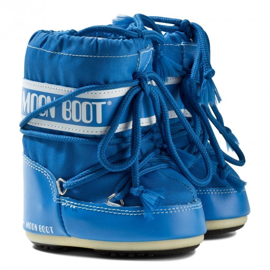 Moon Boot Mini Azure Talvisaappaat