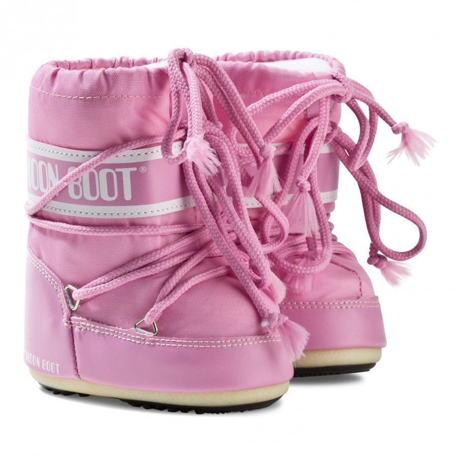 Moon Boot Mini Pink Talvisaappaat
