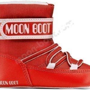 Moon Boot Vauvan kengät Crib Punainen