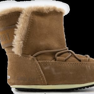 Moonboot Crib Suede Mokkasaappaat