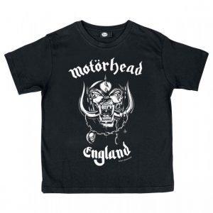 Motörhead England T-paita