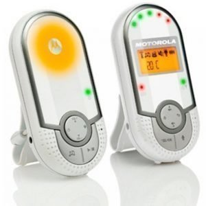 Motorola Mbp16 Dect Itkuhälytin