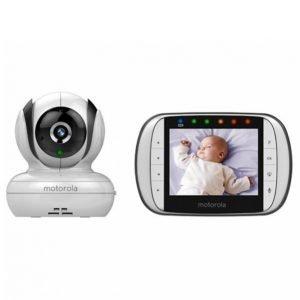 Motorola Mbp36s Digitaalinen Vauvamonitori