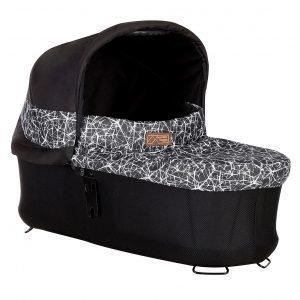 Mountain Buggy Carrycot Plus Vaunukoppa Graphit / Harmaa