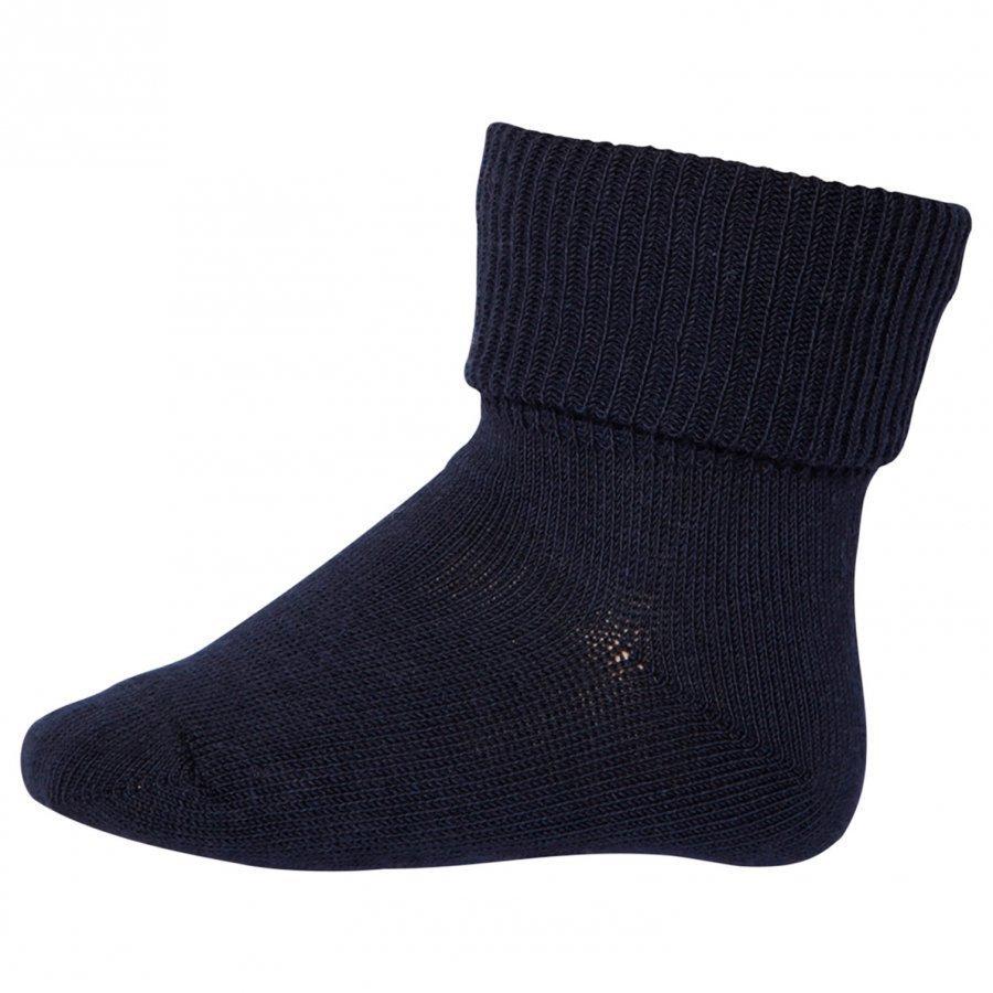 Mp Baby Turndown Socks Marine Sukat