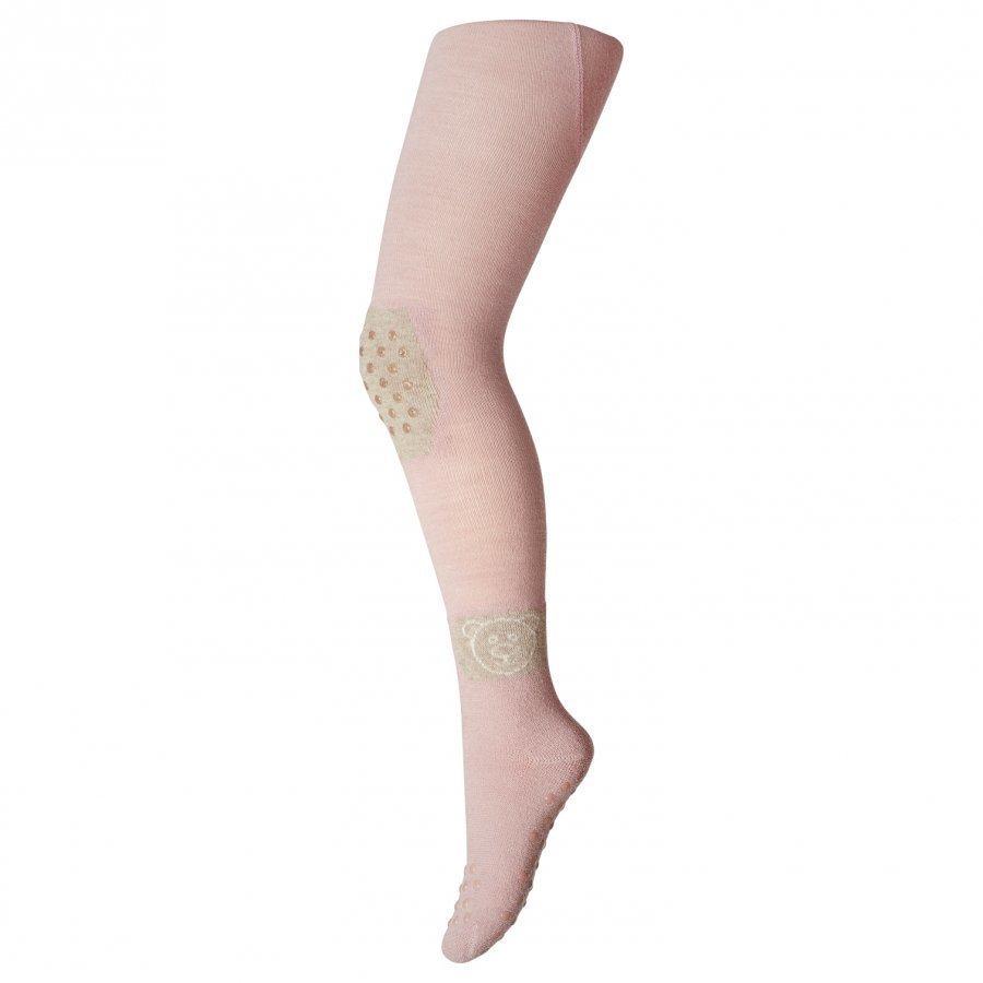 Mp Wool Non-Slip Tights Pink Sukkahousut