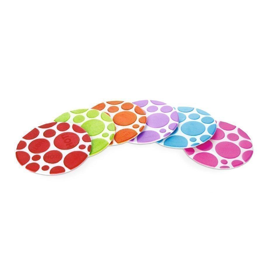 Munchkin Liukuestotäplät Värikäs 6 Kpl Pakkaus