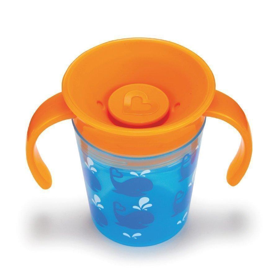 Munchkin Miracle 360° Cup Juomamuki 177 Ml Boy Sininen / Oranssi