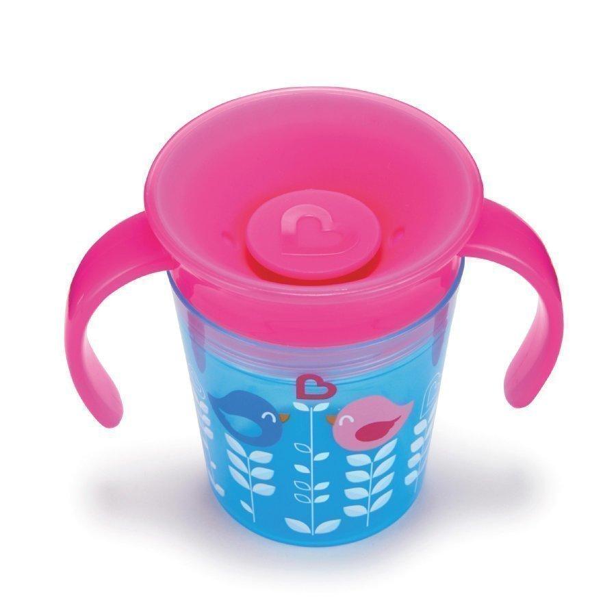 Munchkin Miracle 360° Cup Juomamuki 177 Ml Girl Pinkki / Sininen