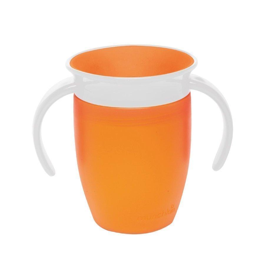 Munchkin Miracle 360° Cup Juomamuki 207 Ml Oranssi
