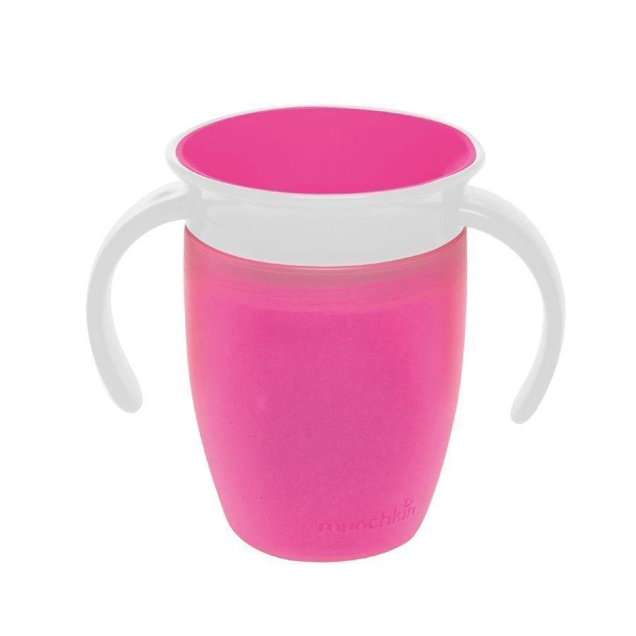 Munchkin Miracle 360° Cup Juomamuki 207 Ml Roosa