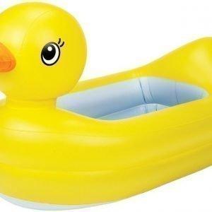 Munchkin Puhallettava kylpyamme Ankka
