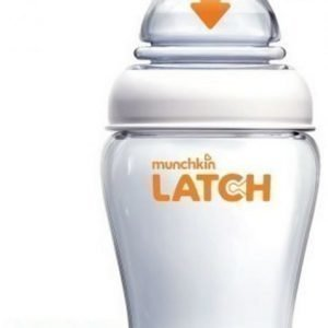 Munchkin Tuttipullo Latch Antikoliikki 240 ml
