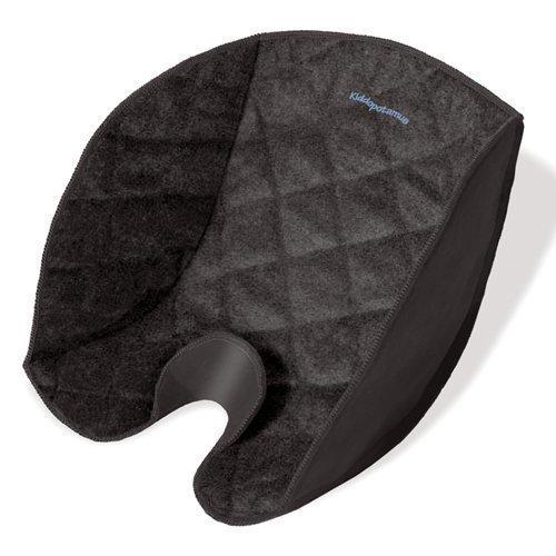 Musta PiddlePad Istuinsuoja