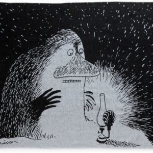 Muumi Huopa Mörkö 120 x 180 cm