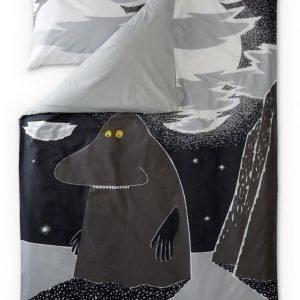 Muumi Pussilakanasetti Mörkö 150 x 210 cm
