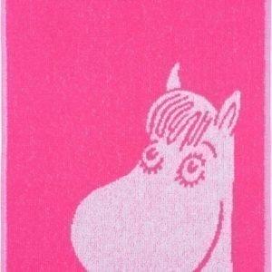 Muumi Pyyhe Niiskuneiti 2 kpl Vaaleanpunainen/minttu