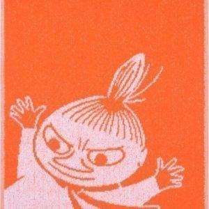 Muumi Pyyhe Pikku Myy 2 kpl Oranssi/sininen