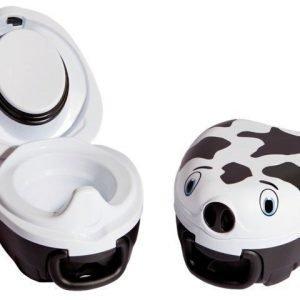 My Carry Potty Kannettava potta kannella Lehmä