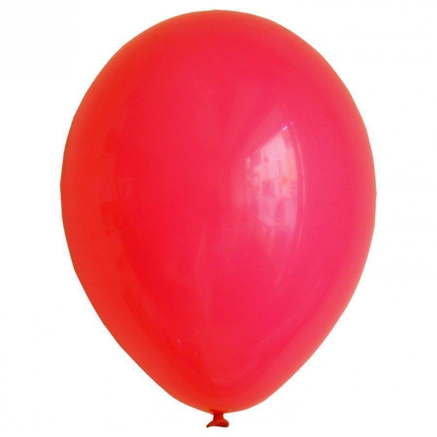 My Little Day 10 Balloons Red Juhlatarvike