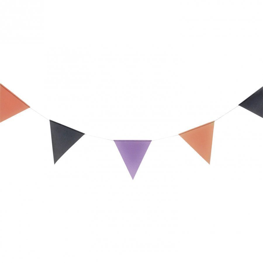 My Little Day 3m Paper Bunting Halloween Juhlatarvike