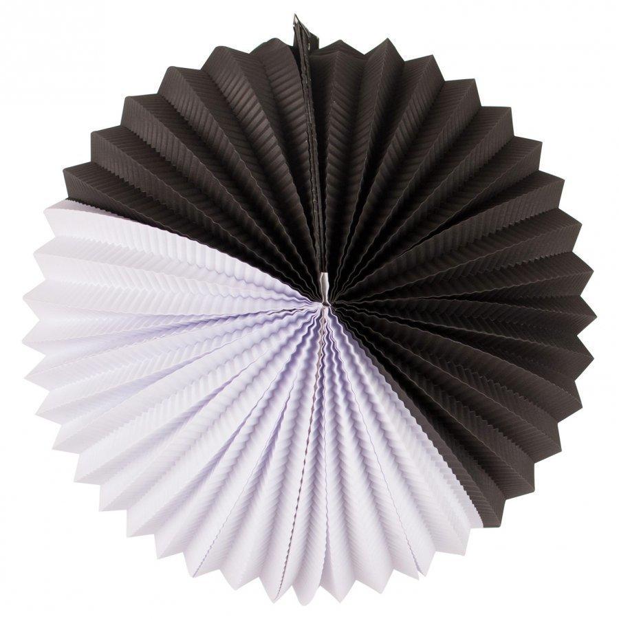 My Little Day Paper Lantern Black & White Juhlatarvike