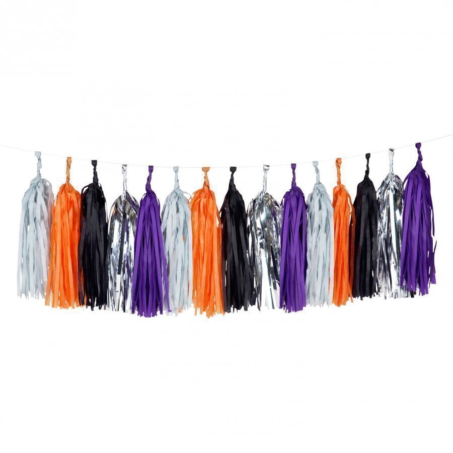 My Little Day Tassel Garland Halloween Juhlatarvike