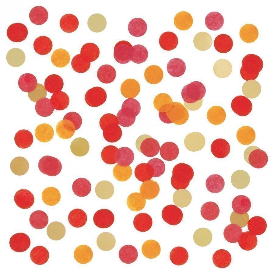 My Little Day Tissue & Foil Confetti Red Juhlatarvike