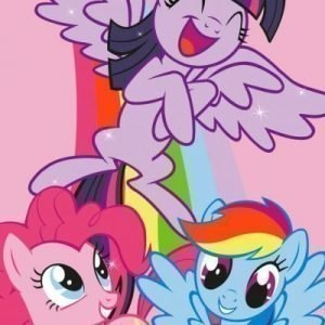 My Little Pony Kylpypyyhe 70 x 140 cm Pony Pals
