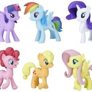 My Little Pony Mlp Meet The Mane 6 Ponies Collection