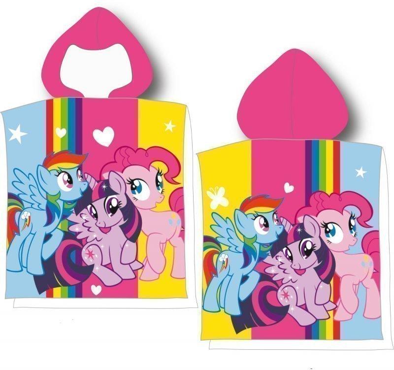 My Little Pony Poncho Pony Pals 60x120 cm
