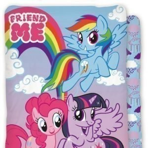 My Little Pony Pussilakanasetti 150 x 210 cm Friend me