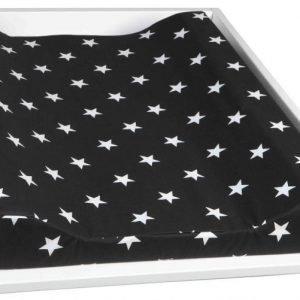 NG Baby Big Star Hoitoalusta Standard Musta
