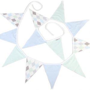 NG Baby Harlequin Viirinauha 3 metriä Sininen