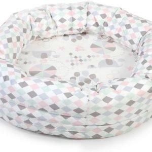 NG Baby Sirkus/Harlekiini Unipesä 100 cm Vaaleanpunainen