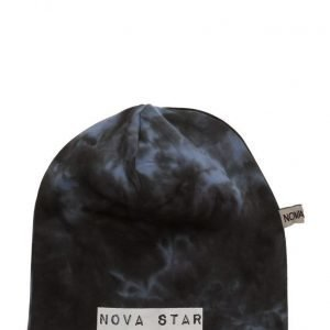 NOVA STAR Beanie Batik Purple