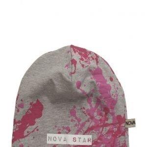 NOVA STAR Beanie Splash Pink