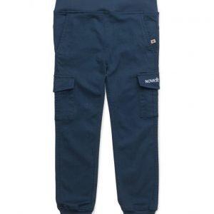 NOVA STAR Cargo Trousers Marine