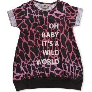 NOVA STAR Dress Wild World Pink Dress