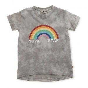 NOVA STAR Grey Rainbow Tee