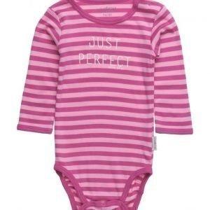 NOVA STAR Pink Striped Body