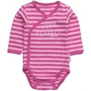 NOVA STAR Pink Striped Wrap Bo