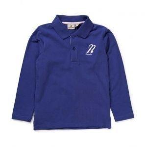 NOVA STAR Polo Sweater Blue