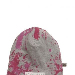 NOVA STAR W-Beanie Splash Pink