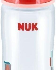 NUK First Choice Tuttipullo sekä tuttiosa 360 ml Koko 2