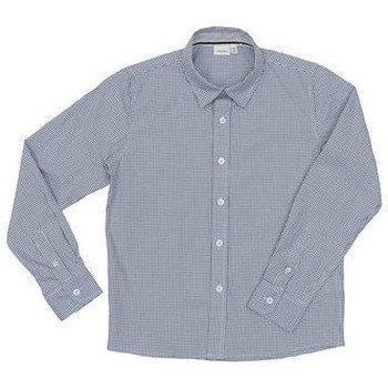 Name It Kids Plusk kauluspaita pitkähihainen paitapusero