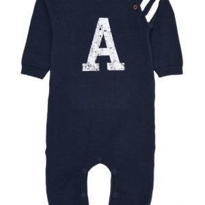 Name It Newborn Nitderikson Ls Knit Suit Neulehaalari